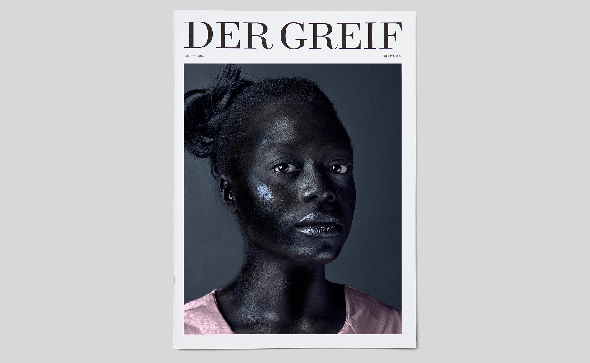 三ツ谷想「DER GREIF」Issue 9 作品掲載